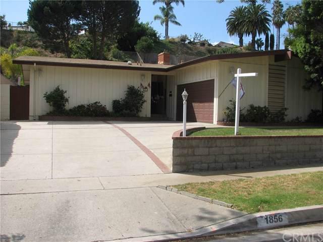 1856 Redondela Drive, Rancho Palos Verdes, CA 90275 (#IN19241441) :: Millman Team