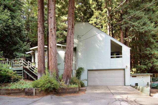 431 Vine Hill Road, Santa Cruz, CA 95065 (#ML81772366) :: RE/MAX Masters