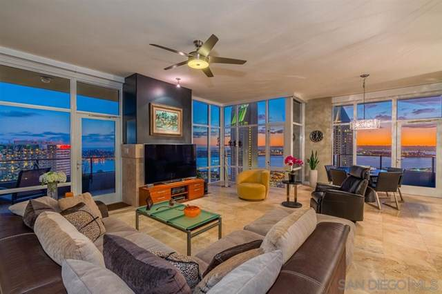 550 Front St #2305, San Diego, CA 92101 (#190056506) :: OnQu Realty