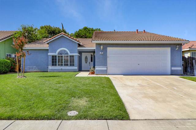 343 Gee Gee Avenue, Los Banos, CA 93635 (#ML81772374) :: Rogers Realty Group/Berkshire Hathaway HomeServices California Properties