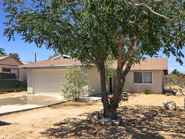 62010 Sunburst Circle, Joshua Tree, CA 92252 (#219031787PS) :: The Brad Korb Real Estate Group