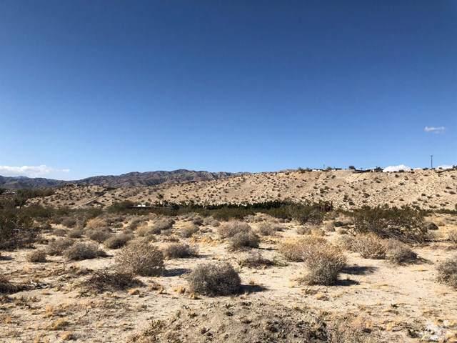 0 Marion Way, Desert Hot Springs, CA 92240 (#219031788DA) :: The Brad Korb Real Estate Group