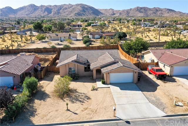 60187 Chesapeake Drive, Joshua Tree, CA 92252 (#JT19243096) :: The Laffins Real Estate Team