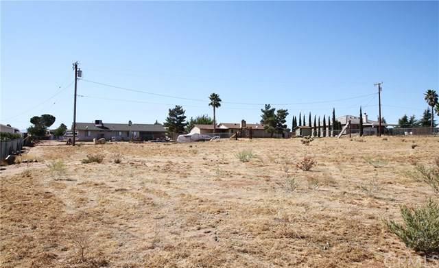 0 Lobos Ave, Hesperia, CA  (#AR19243094) :: Millman Team