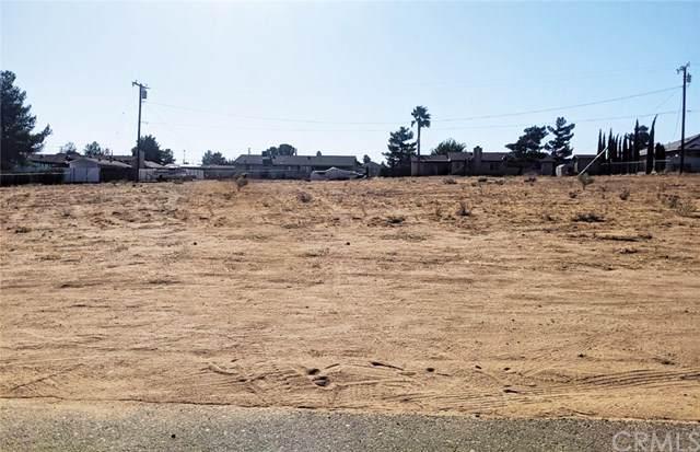0 Lobos Ave, Hesperia, CA  (#AR19243139) :: Millman Team