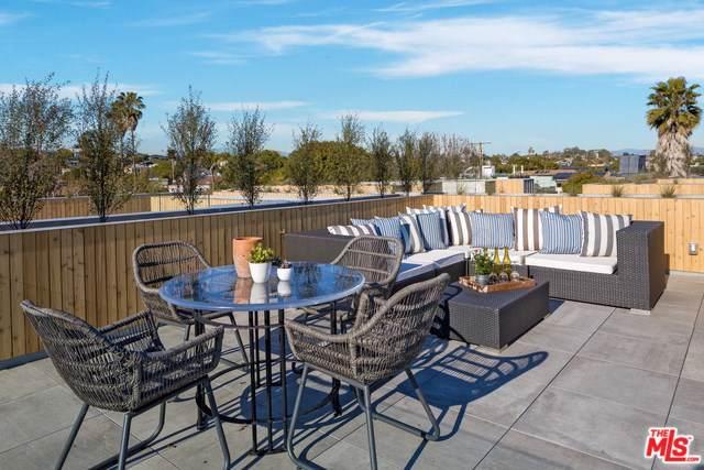 3214 Highland Ave #2, Santa Monica, CA 90405 (#19520558) :: Keller Williams | Angelique Koster