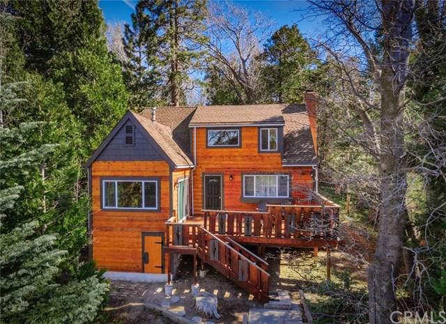 201 Heliotrope Drive, Lake Arrowhead, CA 92352 (#EV19243206) :: Berkshire Hathaway Home Services California Properties