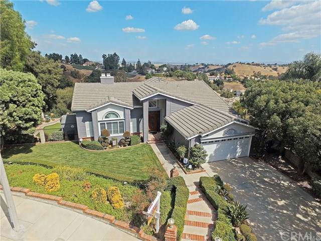 2054 Turquoise Circle, Chino Hills, CA 91709 (#TR19242784) :: Cal American Realty