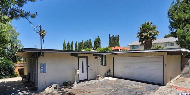 7525 Hillrose Street, Tujunga, CA 91042 (#319004110) :: The Brad Korb Real Estate Group