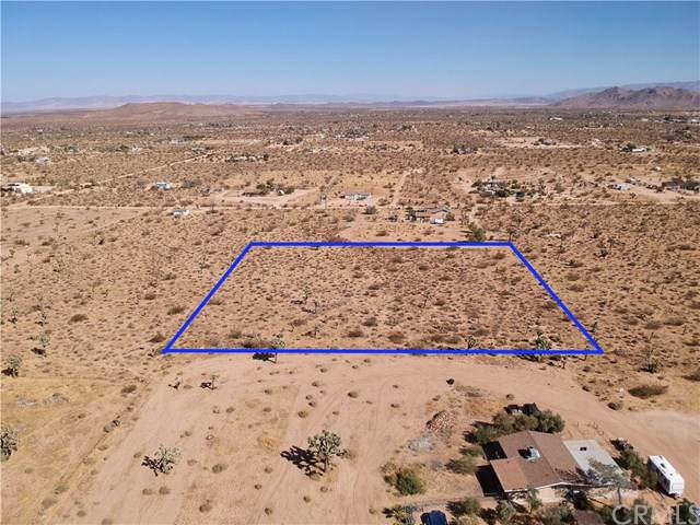 0 Beaver Trail, Yucca Valley, CA  (#JT19243227) :: Cal American Realty
