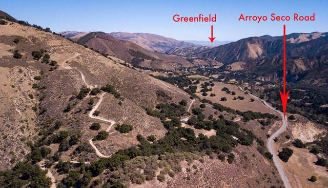 47292 Arroyo Seco Road, Greenfield, CA 93927 (#ML81772420) :: Cal American Realty