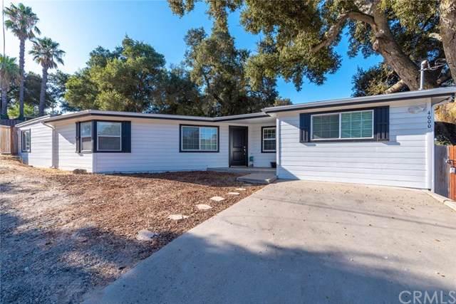 4000 Tranquilla Avenue, Atascadero, CA 93422 (#NS19243163) :: RE/MAX Parkside Real Estate
