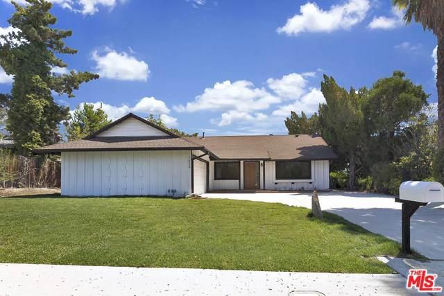 7034 Middlesbury Ridge Circle, West Hills, CA 91307 (#19520032) :: Bob Kelly Team