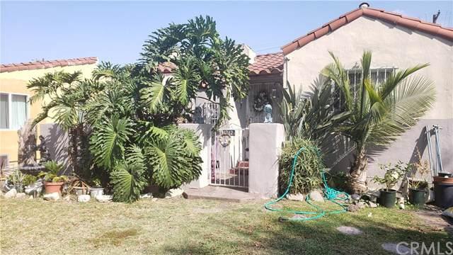 4242 7th Avenue, Los Angeles (City), CA 90008 (#CV19243513) :: The Parsons Team