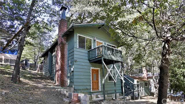 468 Sequoia Place, Crestline, CA 92325 (#EV19243621) :: Powerhouse Real Estate