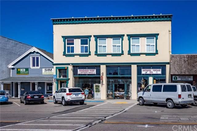 150 N Ocean Avenue, Cayucos, CA 93430 (#SC19240710) :: J1 Realty Group