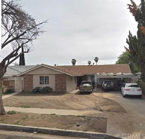 20414 Keswick Street, Winnetka, CA 91306 (#IV19243618) :: The Parsons Team