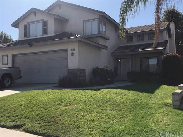33569 Brushy Hollow Drive, Yucaipa, CA 92399 (#IV19243666) :: McKee Real Estate Group Powered By Realty Masters & Associates