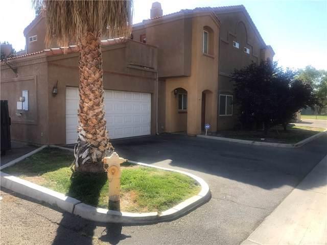 2320 E Avenue Q4 #60, Palmdale, CA 93550 (#SR19240477) :: Millman Team