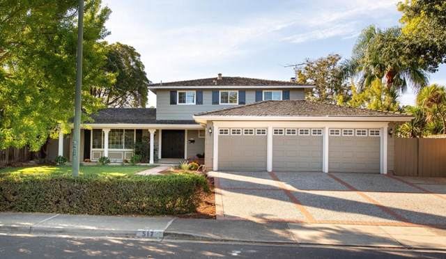 517 Levin Avenue, Mountain View, CA 94040 (#ML81772530) :: Steele Canyon Realty