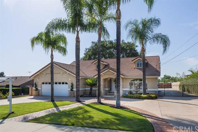 3939 Williams Avenue, La Verne, CA 91750 (#CV19243057) :: Team Tami
