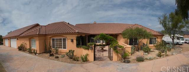 34837 Sweetwater Drive, Agua Dulce, CA 91390 (#SR19229605) :: RE/MAX Masters