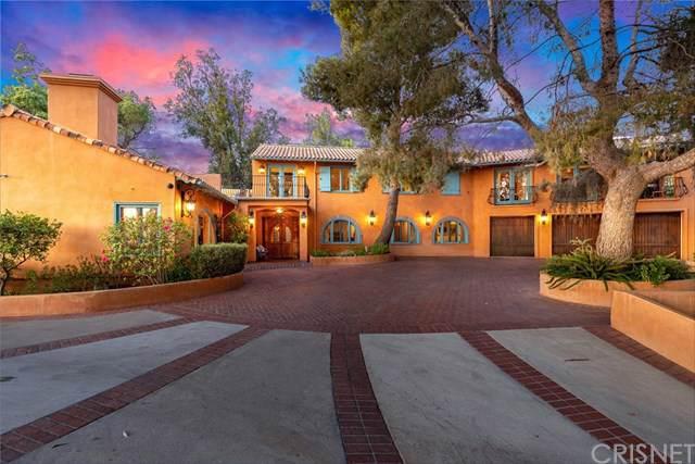 10165 La Canada Way, Shadow Hills, CA 91040 (#SR19242805) :: The Brad Korb Real Estate Group
