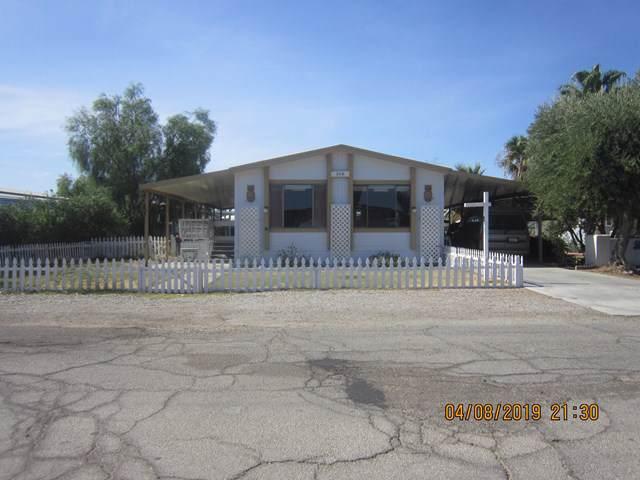 336 Sea View Dr Drive #268, Thermal, CA 92274 (#219031885DA) :: Faye Bashar & Associates