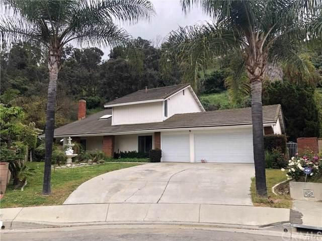 10840 Amber Hill Drive, Whittier, CA 90601 (#PW19244409) :: Crudo & Associates