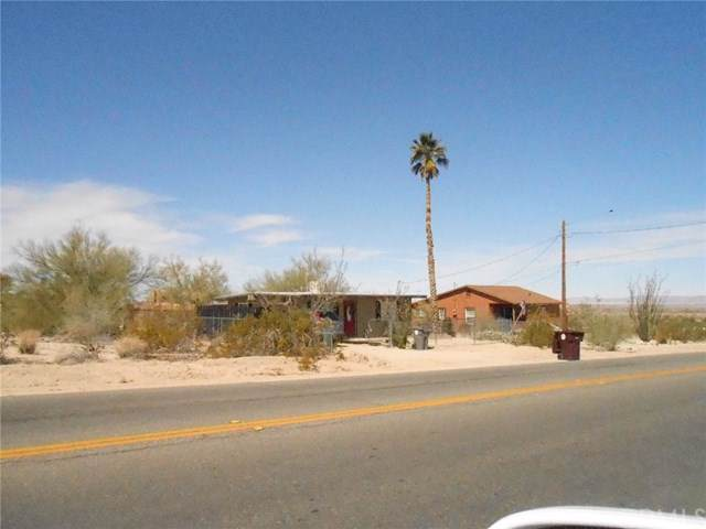 5670 Mesquite Springs Road, 29 Palms, CA 92277 (#JT19244451) :: RE/MAX Masters