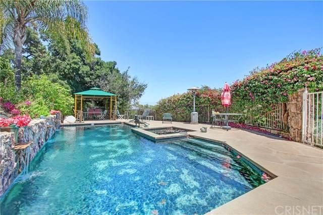 14858 Round Valley Drive, Sherman Oaks, CA 91403 (#SR19244489) :: Harmon Homes, Inc.