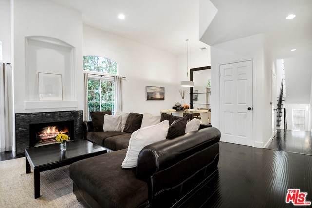 813 N Martel Avenue #6, Los Angeles (City), CA 90046 (#19520862) :: The Miller Group