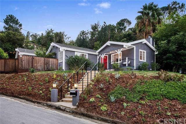 3895 Berry Drive, Studio City, CA 91604 (#SR19239612) :: Rogers Realty Group/Berkshire Hathaway HomeServices California Properties