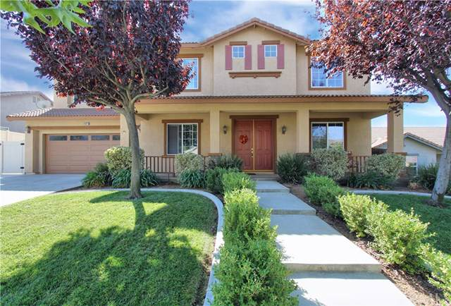 35675 Country Creek Drive, Yucaipa, CA 92399 (#EV19244542) :: McKee Real Estate Group Powered By Realty Masters & Associates