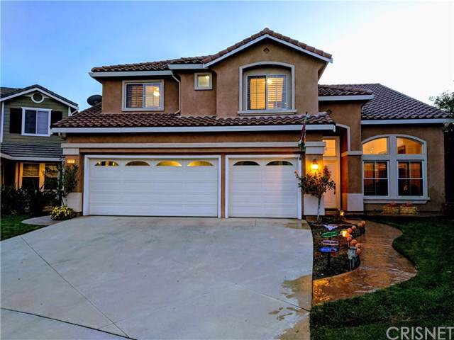 21712 Canyon Heights Circle, Saugus, CA 91390 (#SR19244117) :: Z Team OC Real Estate