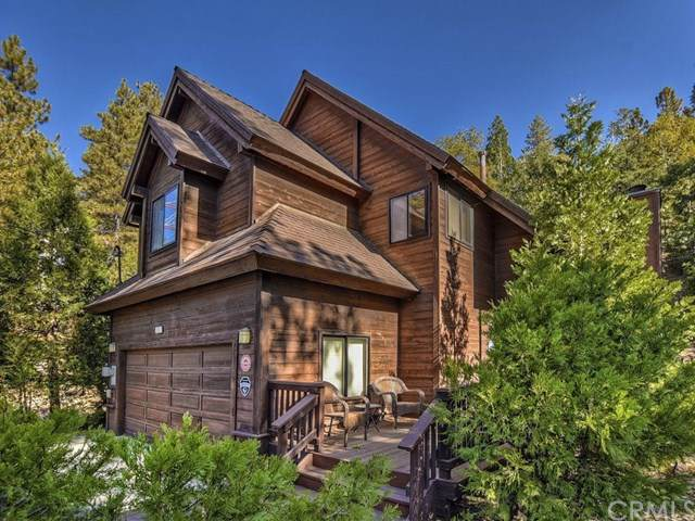 593 Grass Valley Road, Lake Arrowhead, CA 92352 (#EV19244597) :: Steele Canyon Realty