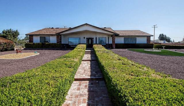 13875 Cronese Road, Apple Valley, CA 92307 (#518788) :: The Houston Team | Compass