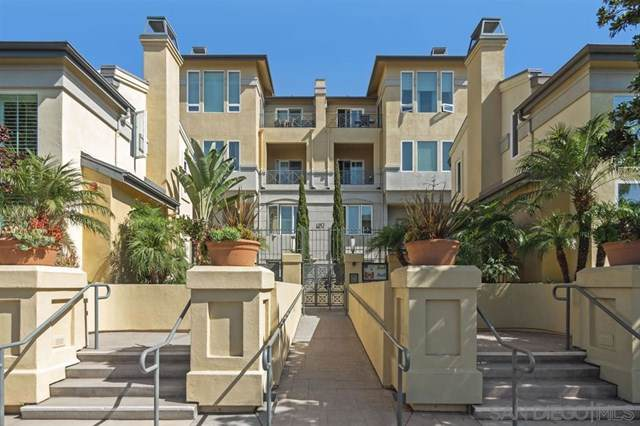 4057 1st Avenue #405, San Diego, CA 92103 (#190056881) :: Rogers Realty Group/Berkshire Hathaway HomeServices California Properties