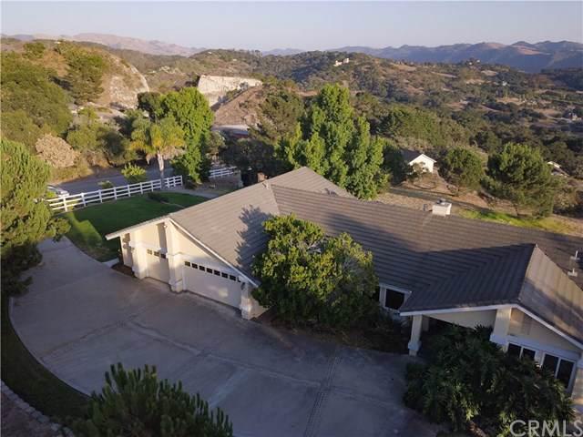 1075 Fox Canyon Lane, Arroyo Grande, CA 93420 (#PI19244193) :: RE/MAX Parkside Real Estate