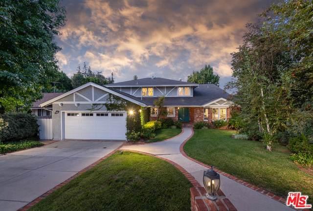 16645 Ashley Oaks, Encino, CA 91436 (#19521076) :: Better Living SoCal