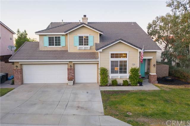 174 Alabaster, Perris, CA 92570 (#IG19244669) :: McKee Real Estate Group Powered By Realty Masters & Associates