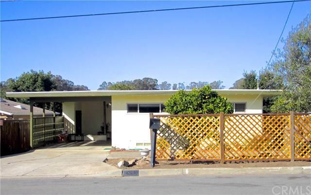 332 Woodland Drive, Los Osos, CA 93402 (#SC19237689) :: RE/MAX Parkside Real Estate