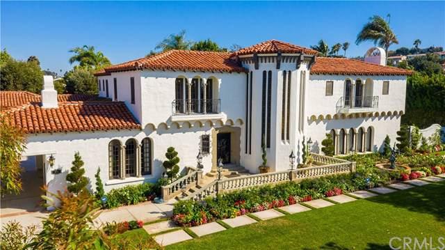124 Via Monte Doro, Redondo Beach, CA 90277 (#SB19237313) :: Millman Team
