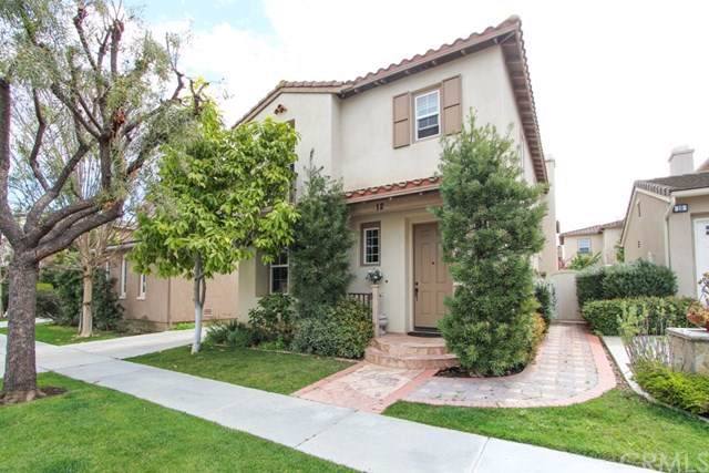 12 Coriander, Irvine, CA 92603 (#PW19244870) :: Case Realty Group