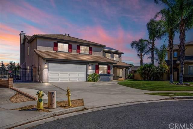 1495 Bluebird Court, Beaumont, CA 92223 (#EV19160496) :: Allison James Estates and Homes