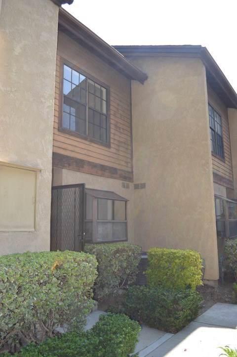 4140 Workman Mill Road #115, Whittier, CA 90601 (#AR19222526) :: Keller Williams Realty, LA Harbor