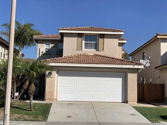 1663 Falcon Peak St, Chula Vista, CA 91913 (#190056942) :: DSCVR Properties - Keller Williams
