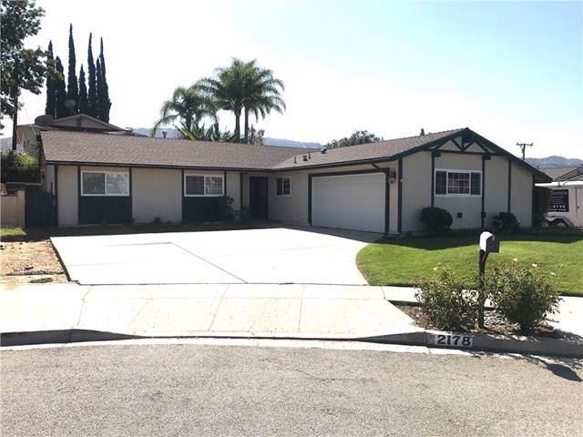 2178 Cheam Avenue, Simi Valley, CA 93063 (#SR19245069) :: Harmon Homes, Inc.