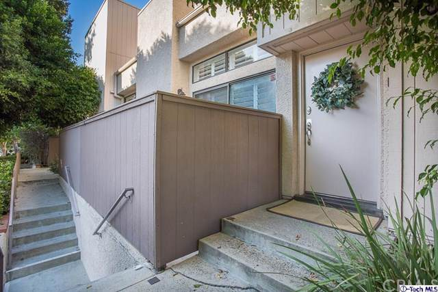 15177 Magnolia Boulevard D, Sherman Oaks, CA 91403 (#319004115) :: Harmon Homes, Inc.