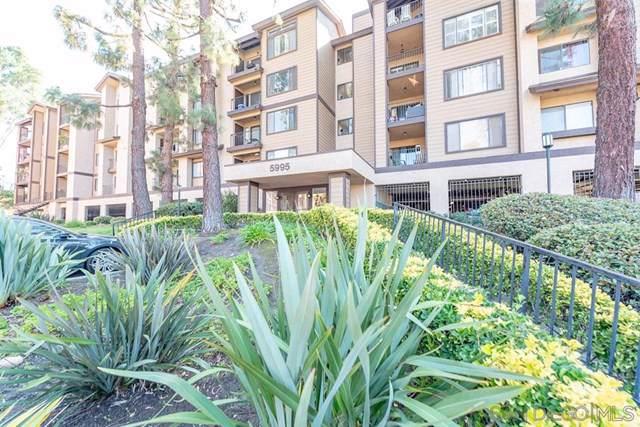 5995 Dandridge Lane #156, San Diego, CA 92115 (#190056959) :: Millman Team